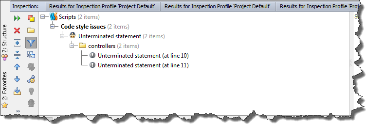 InspectionResult