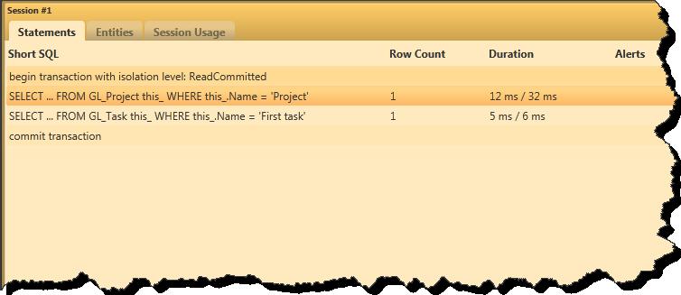 NHhibernate - multiple queries in one roundtrip to server -  NET BLOG